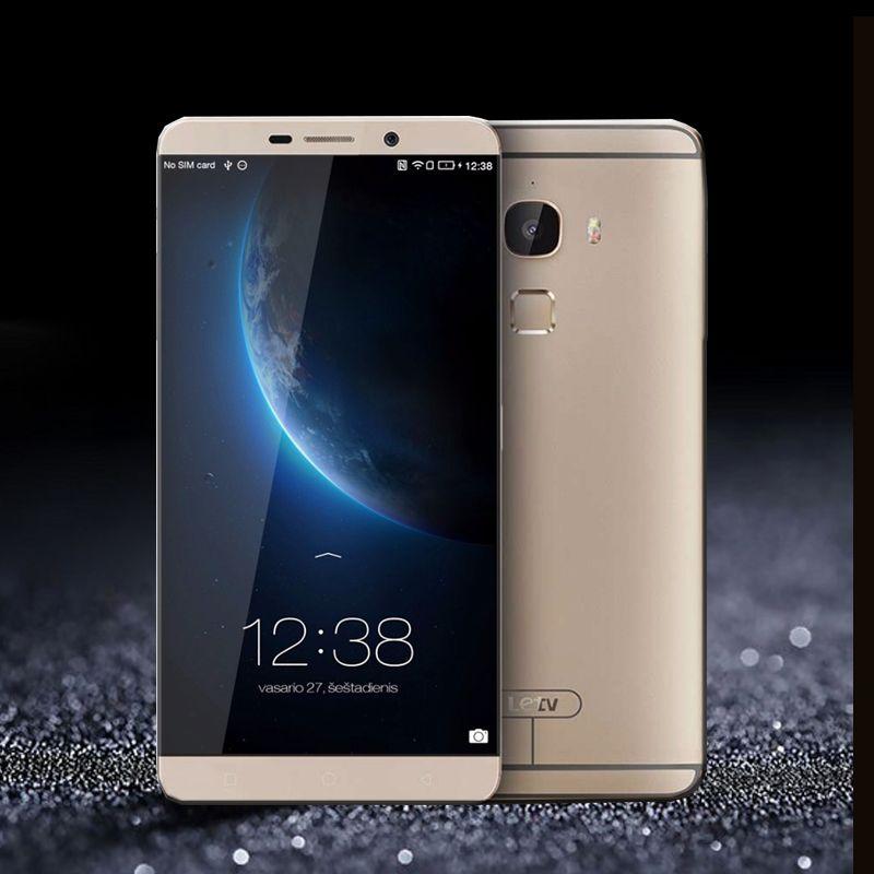 Original LeEco Letv Le Max X900 Snapdragon 810 Octa Core NFC 4GB RAM 128GB ROM MobiIe Phone 2560*1440 Dual SIM 20.1MP