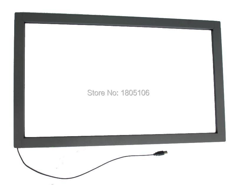 By Ems 10pcs 21.5 inch 16:9 ratio 10 touch points ir touch screen (with glass)
