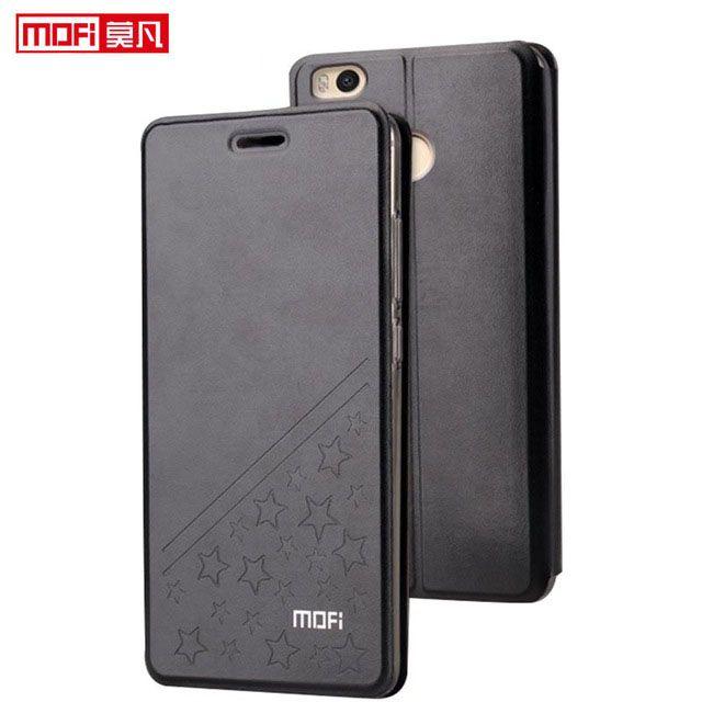 Original Mofi Xiaomi Max 2 Case Flip Leather Fundas Coque Phone Protective Cover For Xiaomi Max 2 Mi Max2 With Kickstand