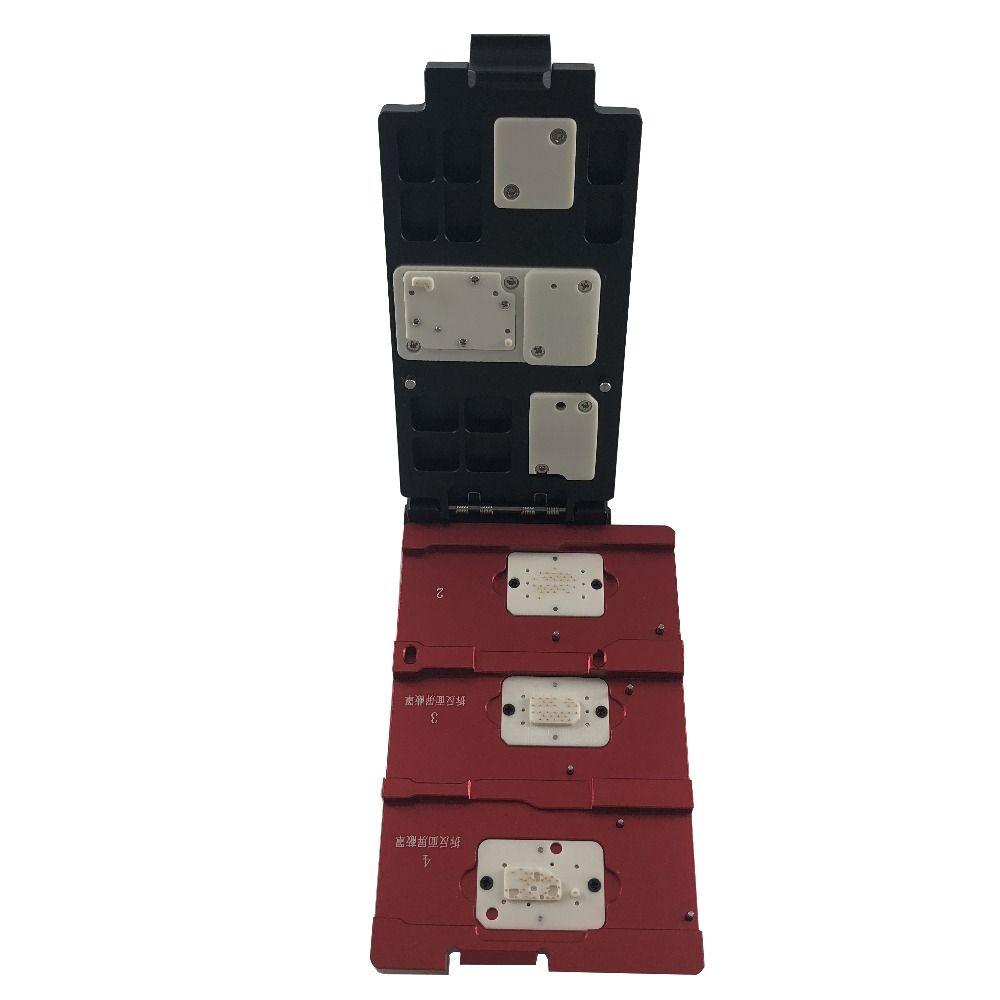 Ipad 2 ipad 3 ipad 4 Nicht-entfernung 3 in 1 adapter für nand flash IC chip naviplus pro3000s programmierer re-schreiben SN anzahl ipad reparatur