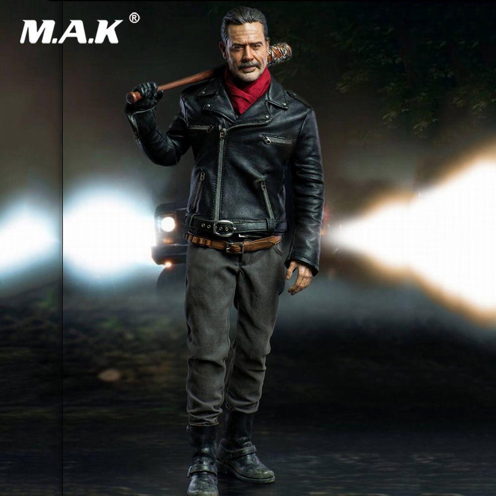 Für Sammlung 1/6 Skala Vollen Satz Der Walking Dead Negan 12 ''Action Figure Set 30,5 cm Modell für Fans geschenke