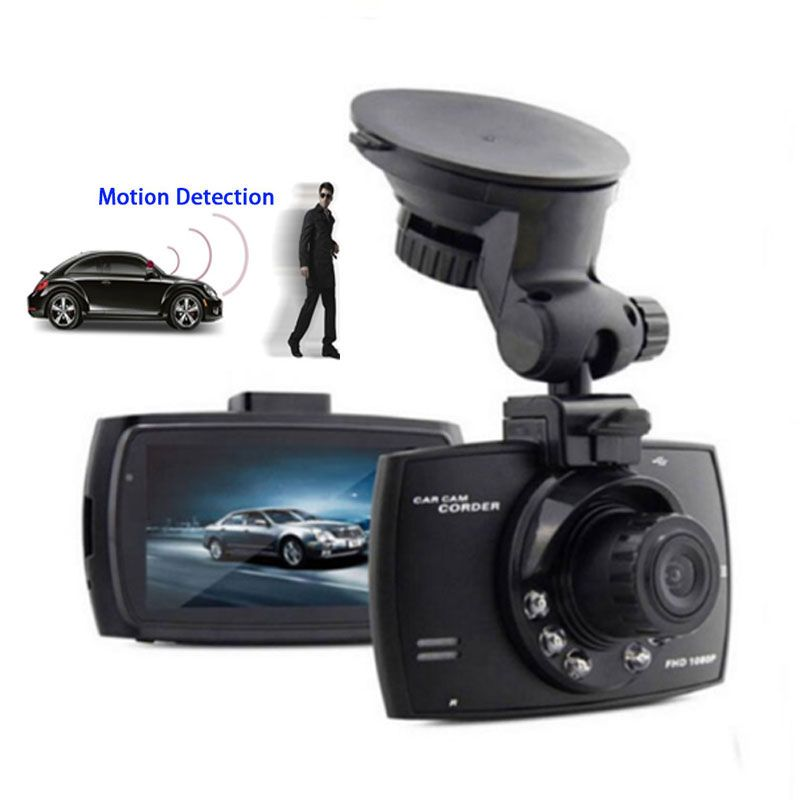 Preto Box Car Dvr G30 LCD 2.4 ''' 1080P Full hd Night Vision G-Sensor Dash <font><b>cam</b></font> Originais Camera Noturna Trace <font><b>Cam</b></font> 32G Car DVRS