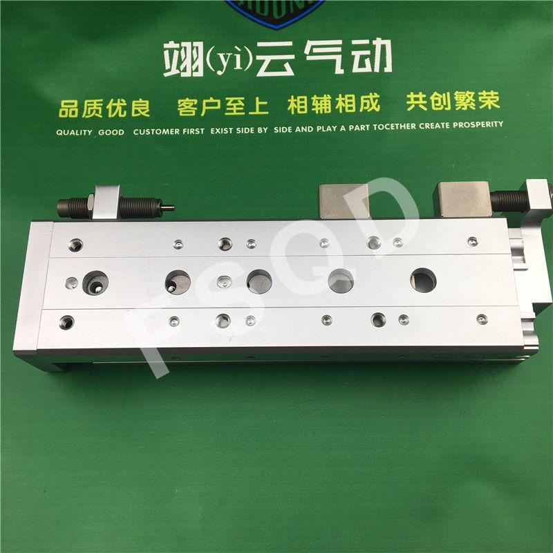 MXS16-50B MXS16-75B MXS16-100B MXS16-125B SMC Slide guide cylinder Pneumatic components