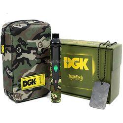 Snoop Dogg DGK Herbal Vaporizer electronic cigarette kit 2200mah Temp Control DGK Snoop Dogg Dry Herb Vape Wax Camouflage E Cigs