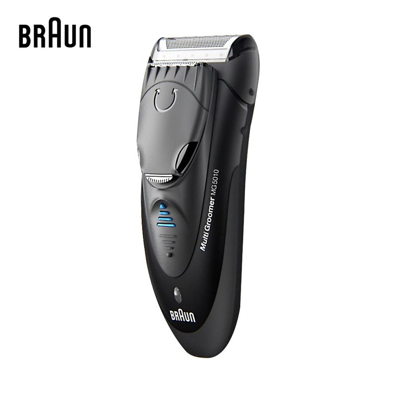 Braun Electric Shaver MG5010 Shaving Machine Electric Razor for Men Washable Universal voltageWet and Dry Multi Groomer Shaver