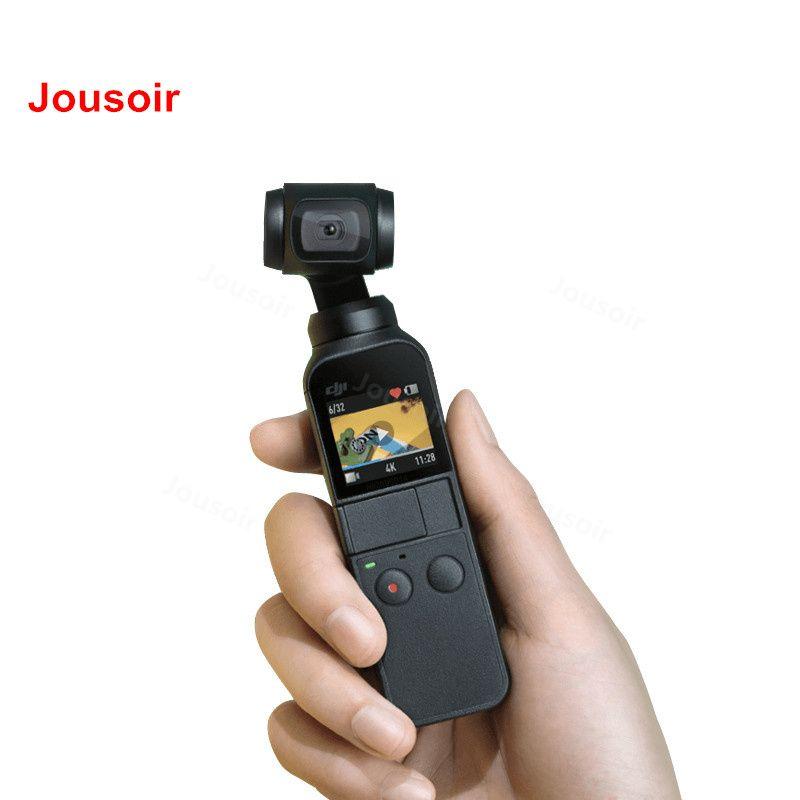 DJI Osmo Tasche gimbal 3-achse Stabilisiert Handheld Kamera Mit 4 karat 60fps Video Mechanische Stabilisierung Intelligente kit CD50 t01