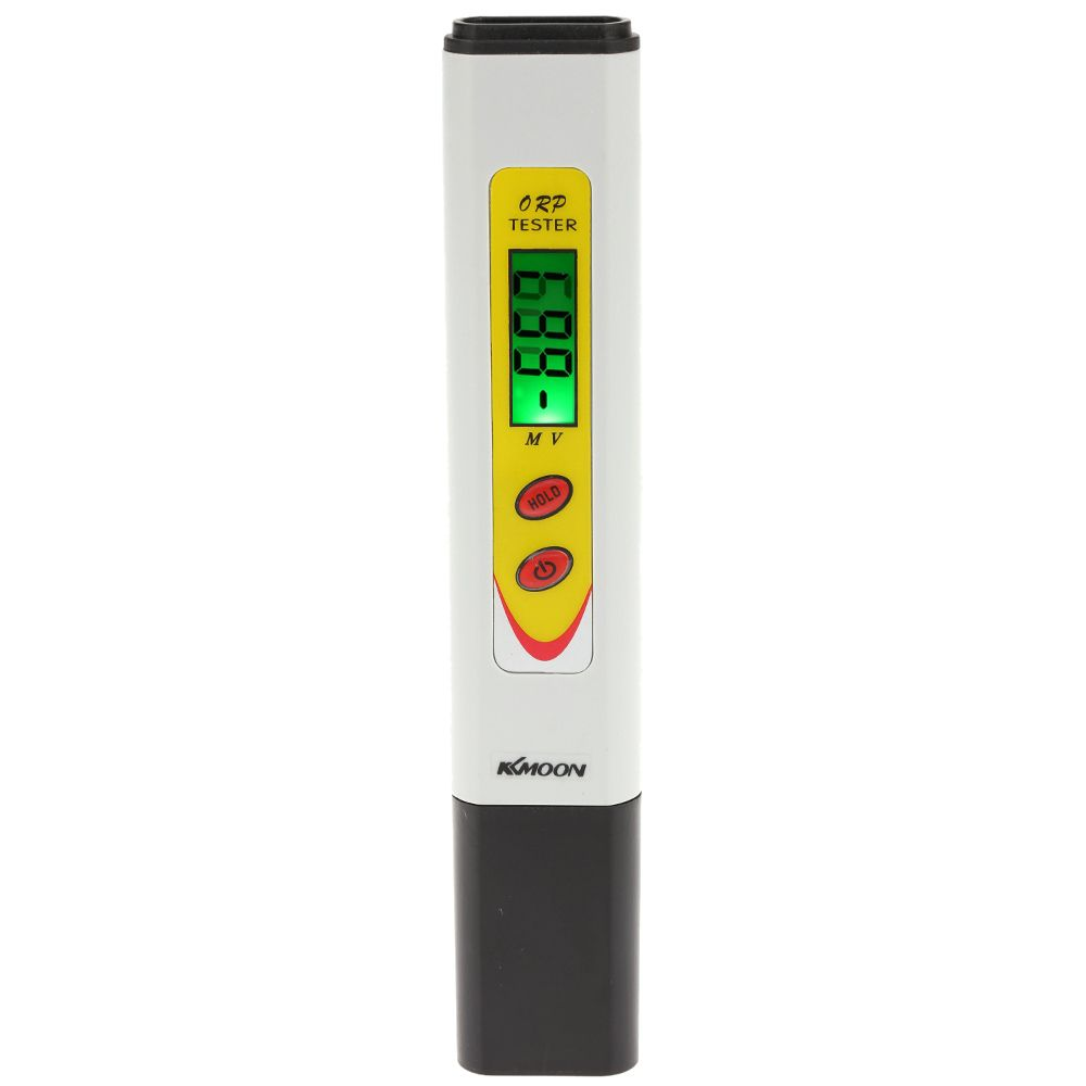 KKmoon Pen-Type ORP Meter Oxidation Reduction Potential Industry <font><b>Analyzer</b></font> Redox Meter Drinking Water Quality Analysis Device