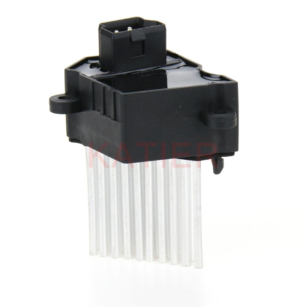 New Heater Blower Fan Motor FINAL STAGE Resistor For BMW E46 E39 E83 E53 X5 X3 M5 3/5 Series 64116923204