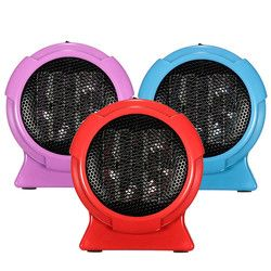 Newest Heater Portable Handy Durable Quality Mini Personal Ceramic Space Heater Electric Winter Warmer Fan