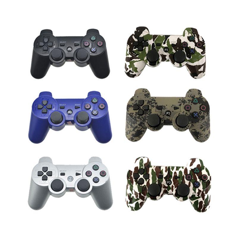 Manette Bluetooth pour SONY PS3 manette pour Play Station 3 manette sans fil pour Sony Playstation 3 PC SIXAXIS Controle