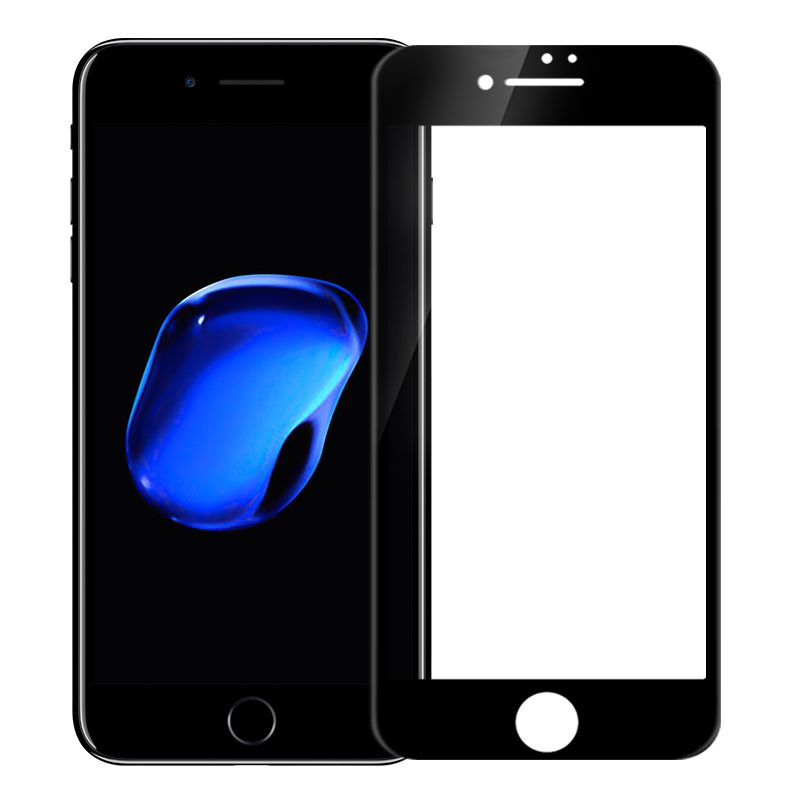 2.5D ARC 0.23mm fully cover CP+ Anti-Explosion Tempered Glass Screen Protector Nillkin For iphone 7 plus tempered (5.5 inch)