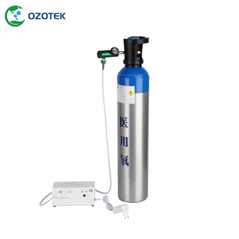 12VDC Medizinische Ozon Generator MOG004 verwendet auf ozon therapie 18-110ug/ml freies verschiffen