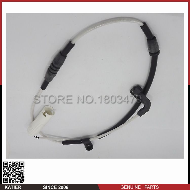 Rear Brake pad wear sensor alarm wire 34356778038 For BMW E65 E66 745Li 745i 750i 760Li Free Shipping