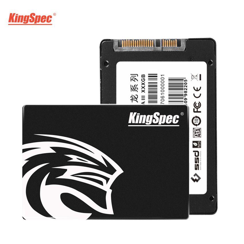 Discount Sale KingSpec 180GB SSD SATA3 Internal 90GB 360GB Solid State Drive SSD 120GB HDD Hard Drive for Laptop Computer Tablet