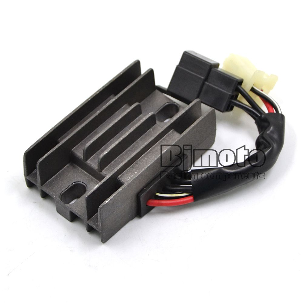 YHC SH572MB Motorcycle Voltage Regulator Rectifier For Suzuki GN125 AN125 AN150 GZ125 GZ250