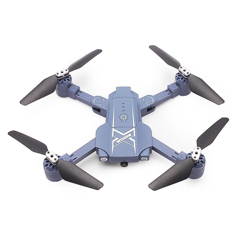 Original BAO NIU HC629W Foldable RC Drone BNF WiFi FPV 0.3MP Camera/Air Press Altitude Hold/Headless Mode Holicopter