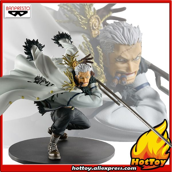 100% Original Banpresto SCultures BIG Zoukeiou 6 Vol.5 Collection Figure - Smoker from
