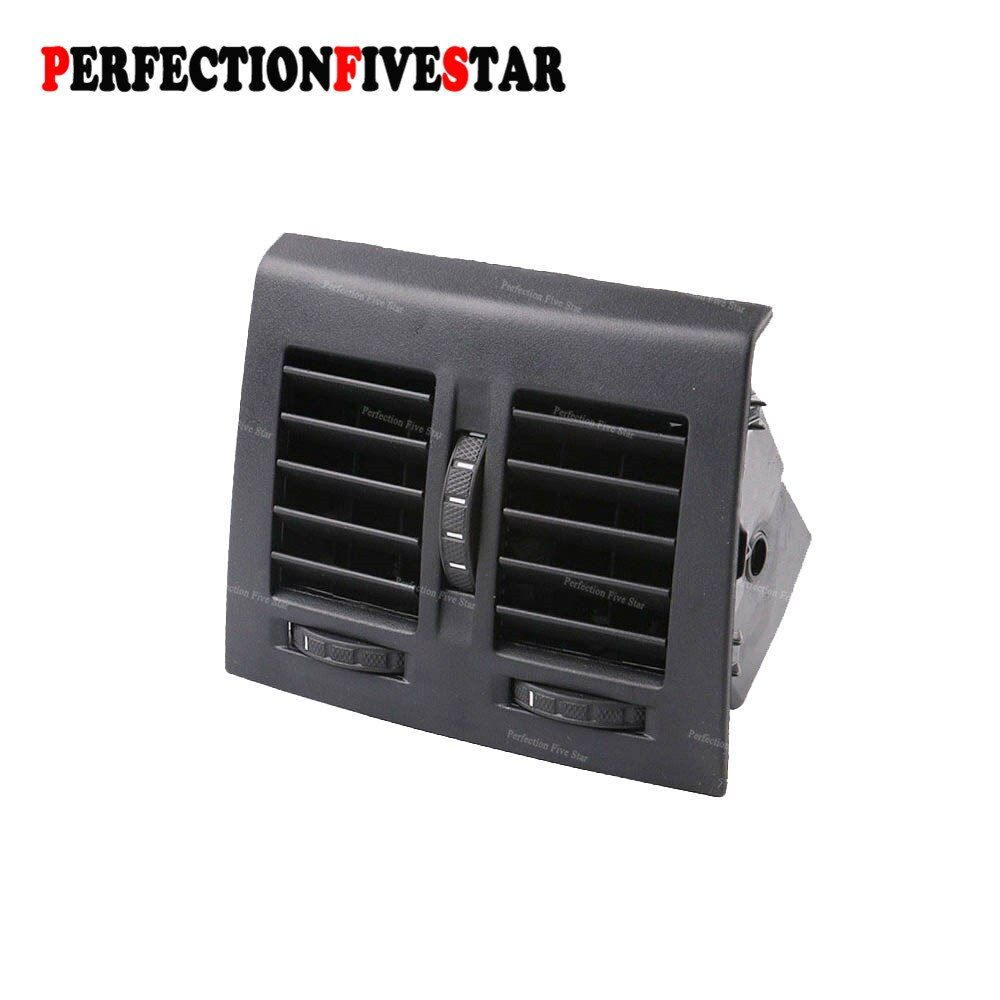 1ZD819203 1Z0819203 For SKODA Octavia 2004-2013 Yeti 2010 2011 Rear Air Conditioning Outlet Center Armrest Air Vent Assembly