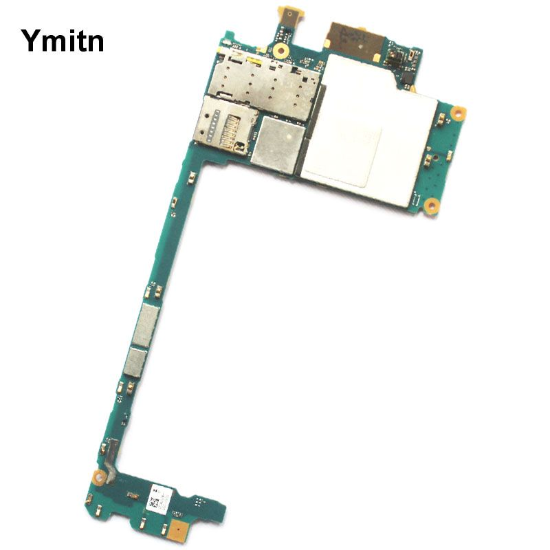 Ymitn Unlocked Mobile Electronic Panel Mainboard Motherboard Circuits For Sony Xperia Z5 Premium Z5p E6883 E6853 E6833