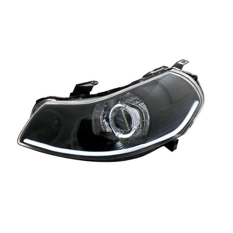 Daytime Assembly Cob Running Side Turn Signal Lights Neblineros Led Para Auto Assessoires Car Lighting Headlights For Suzuki Sx4