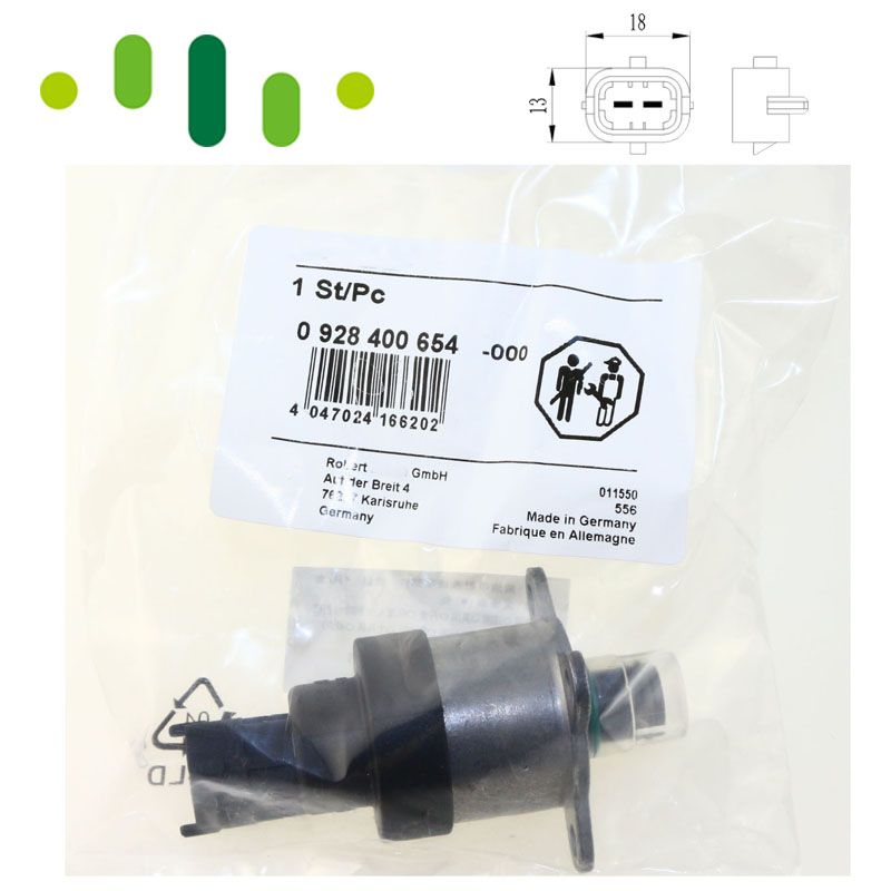 Fuel Injection Pump Regulator Metering Control Valve Actuator For OPEL ASTRA G H 1.7 CDTI Diesel 0928400654 0928400493