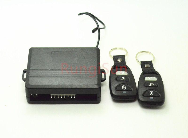 24V Truck Central Locking System DC 24V Window Actuator Remote Central Remote Key