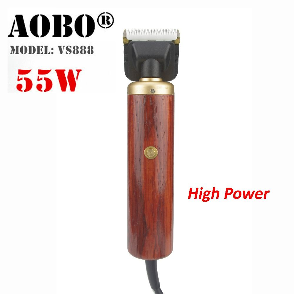55W High Power Professional Dog Hair Trimmer Grooming Kit Pets Animals Cat High Quality Clipper Pets Haircut Shaver Machine