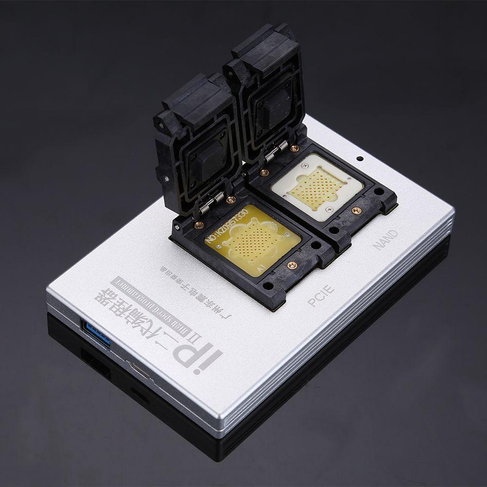 Neueste IP BOX V2 Hohe Geschwindigkeit NAND PCIE Programmierer SN Lesen Schreiben für iPhone 5 5 s 6 6 p 6 s 6SP 7 7 p Alle iPad Telefon Reparatur Werkzeuge