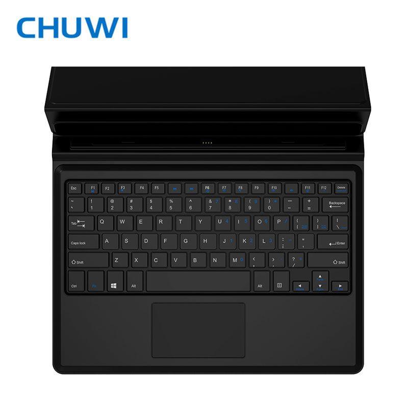 CHUWI d'origine Magnétique d'accueil clavier 10.8 pouce pour tablet pc Vi10 Plus/Hi10 Plus Pliable conception avec PU En Cuir cas