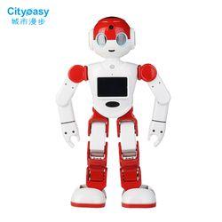 Cityeasy Intelligent Humanoid Robot Voice Control Robot Programming Software APP Control Security Education Children Present