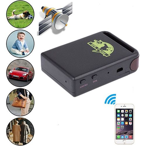 New Arrival Mini <font><b>Vehicle</b></font> GSM GPRS GPS Tracker or Car <font><b>Vehicle</b></font> Tracking Locator Device TK102B