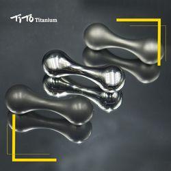 Tito EDC Titanium Alloy Tulang Bentuk Saku Batas Gerakan Tangan Multi Alat Non Fingertip Gyroscope