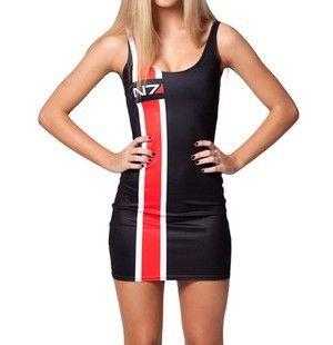 Mode frauen sommer neue casual dress galaxy digitaldruck frauen sexy dress bodycon schlank rundhals schwarz n7 redstripe dress HEIßER