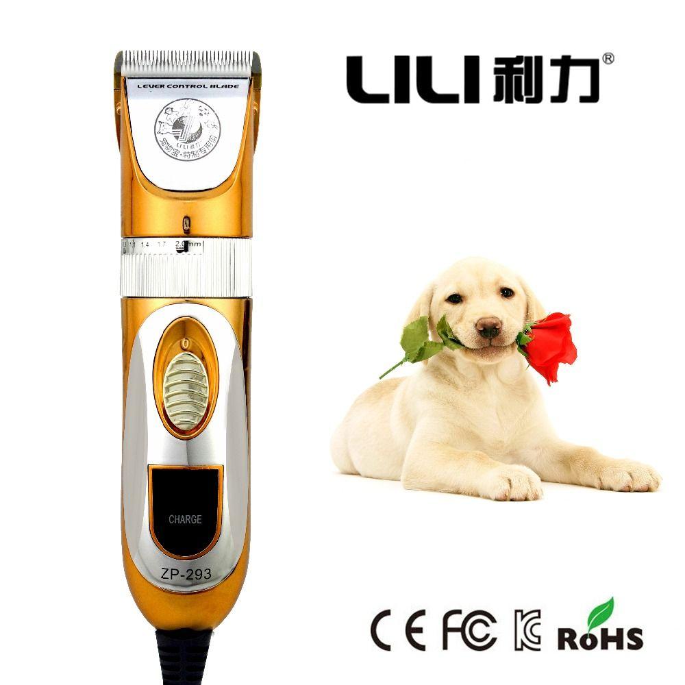 60 W haute puissance électrique Pet chat lapins cheval Animal cheveux coupe tondeuse rasoir chien rasoir toilettage tondeuse Machine de découpe
