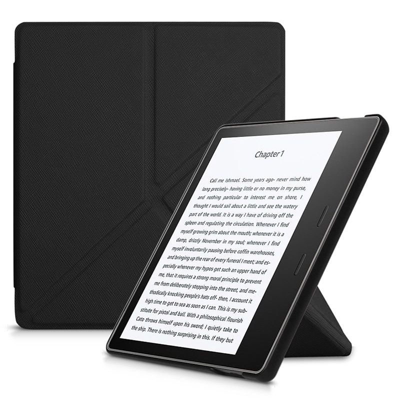 Origami stand cover case for 2017 Amazon kindle oasis 2 e-reader for New Kindle Oasis 7.0