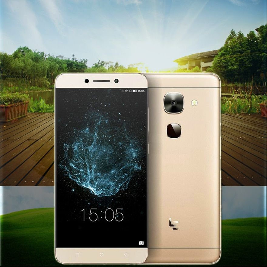 Original Letv LeEco Le Max 2 X820 FDD 4G Cell Phone 4/6GB RAM 5.7 Inch Snapdragon 820 <font><b>2560x1440</b></font> 21MP Touch ID
