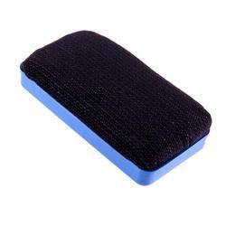 Vodool magnética franela Borradores de pizarra Oficina marcador plástico blanco limpiador Junta Gomas de borrar limpie suministro de material escolar