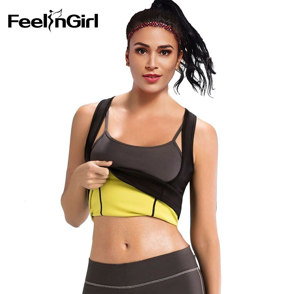 Plus Size S-6XL Women Neoprene Shaperwear Waist Traine Push Up Vest Tummy Belly Girdle Body Shaper Waist Cincher Corset