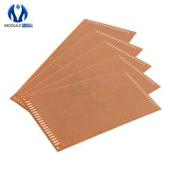 10x22cm 10*22CM DIY Bakelite Plate Paper Prototype PCB Universal Experiment Matrix Board Single Sided Sheet Copper 10x22 10 x 22