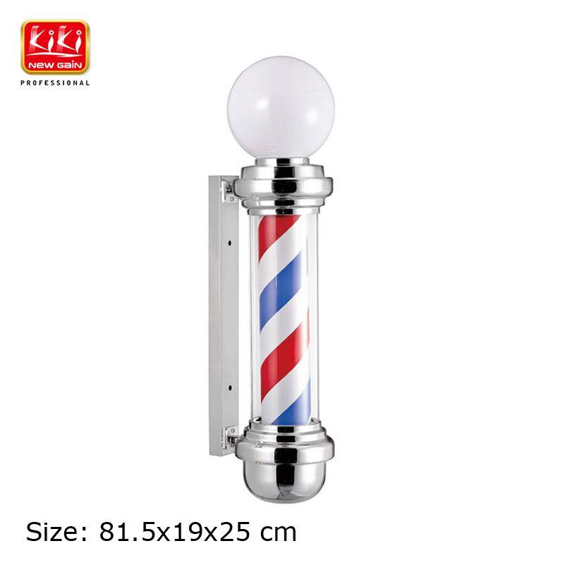 338D größe Roating Barber Pole. Salon Ausrüstung. Barbier Zeichen. Freies Verschiffen. Heißer verkauf europäischen stil