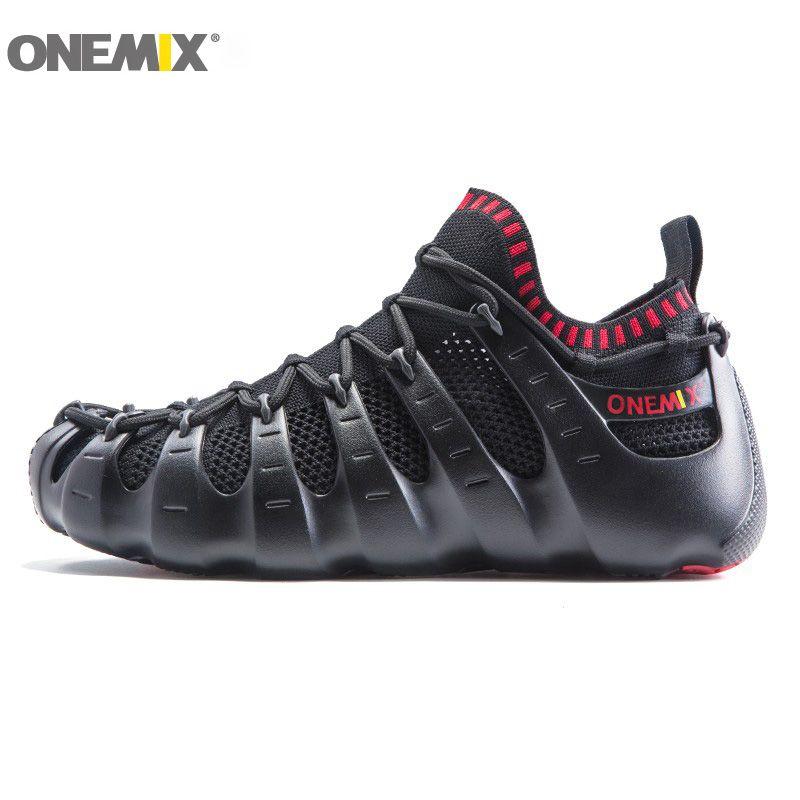 Onemix New Arrival Original Unique Design Rome Shoes Indoor Socks Two-Piece Men&Women Sport Shoes Running Shoes For Men Sneakers