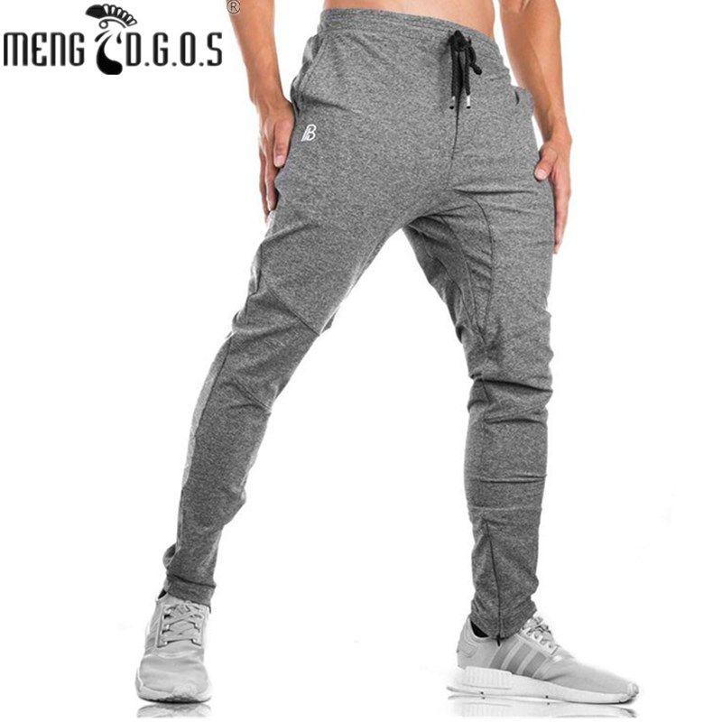 Free Shipping Hot 2017 Autumn Men Pants,fashion Men Pants,casual Slim Fit Mens Joggers Sweat Pants Large Size