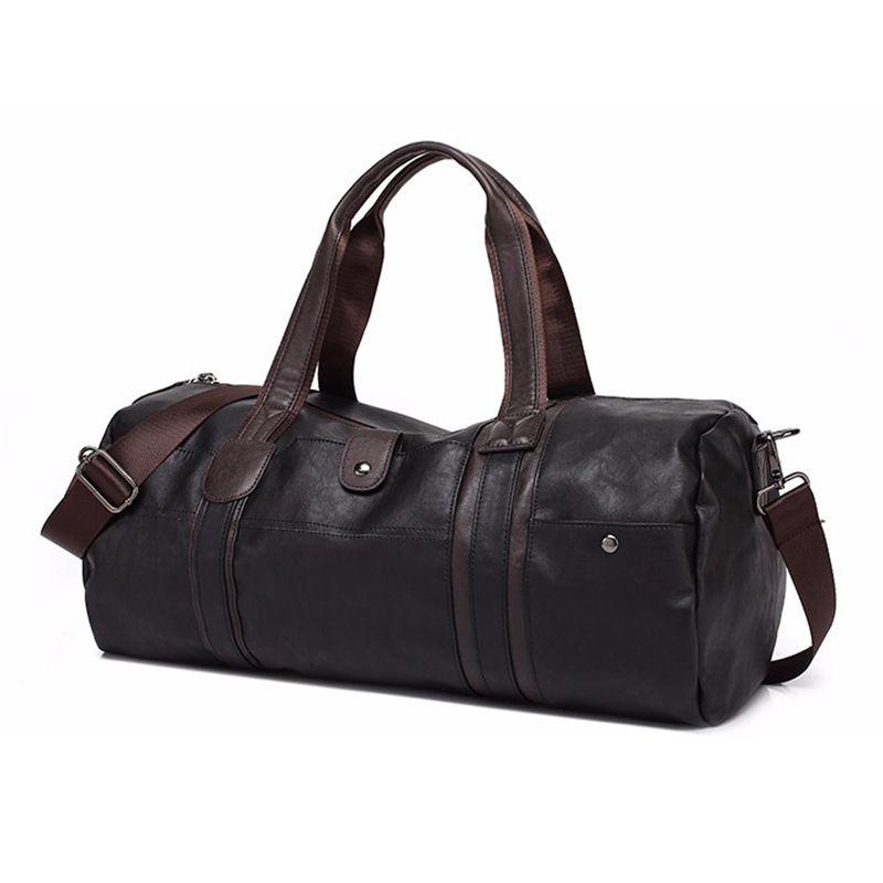 Men Travel bag fashion Large capacity shoulder handbag Designer male Messenger handbag high quality Casual Crossbody travel bags