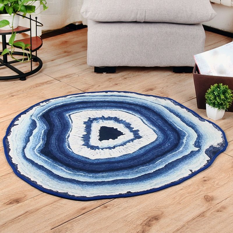 Multi-size Country Style Tree Rings Wood <font><b>Rugs</b></font> and Carpets for Living Room Stripe Purple Blue Lake <font><b>Rugs</b></font> Kids Play Big Area Carpet