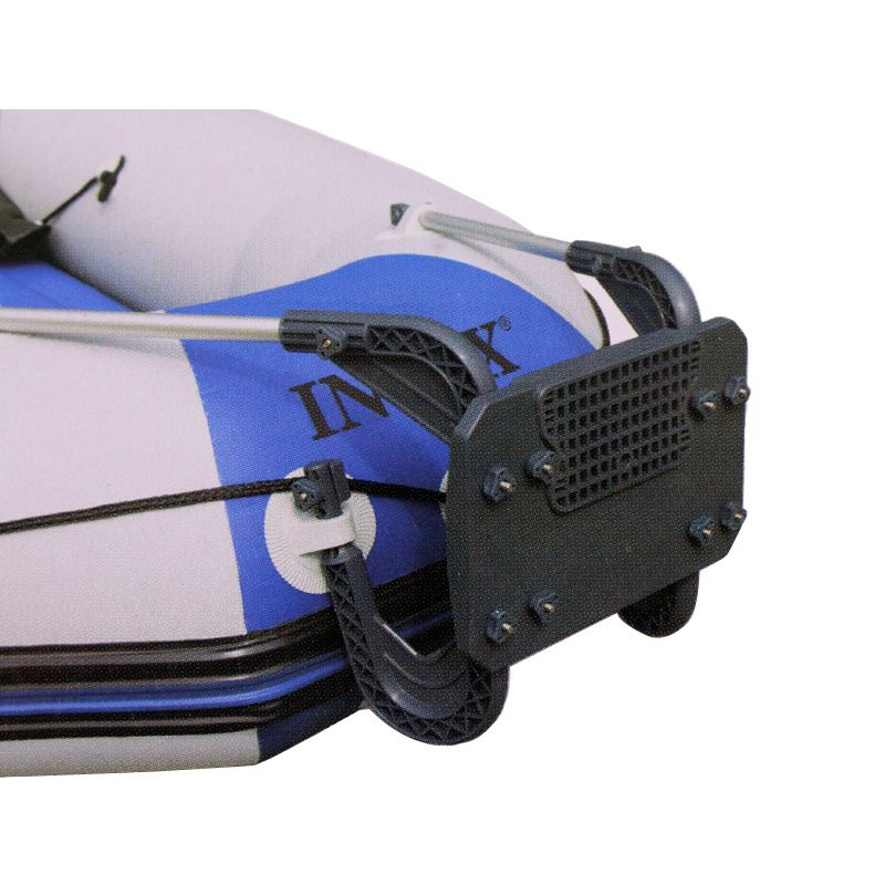 Motor Racket for inflatable fishing boat for motor within 3hp engin motor mount kit for INTEX Challenger Excursion A09008