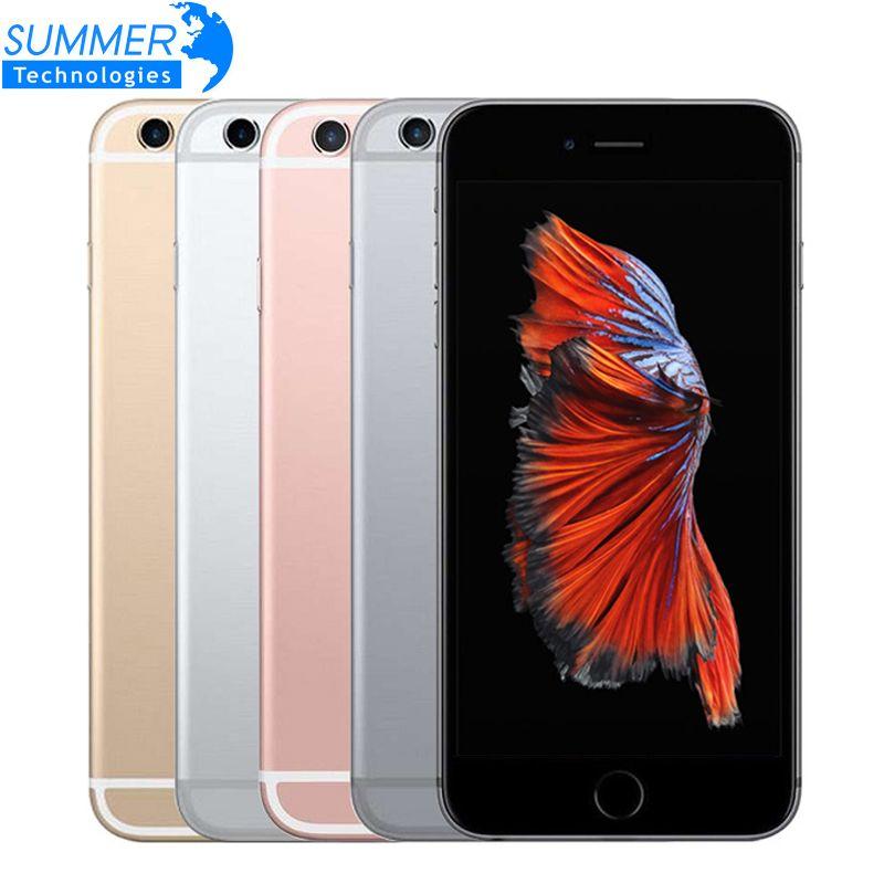 Original Entsperrt Apple iPhone 6 S Handy IOS 9 Dual Core 4,7 ''12.0MP Kamera 2 GB RAM 16/64/128 GB ROM 4G LTE Smartphone