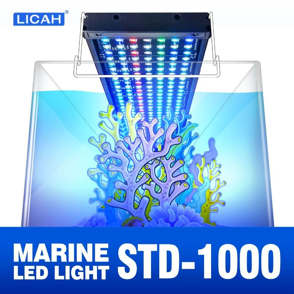 LICAH Marine Aquarium LED LICHT STD-1000
