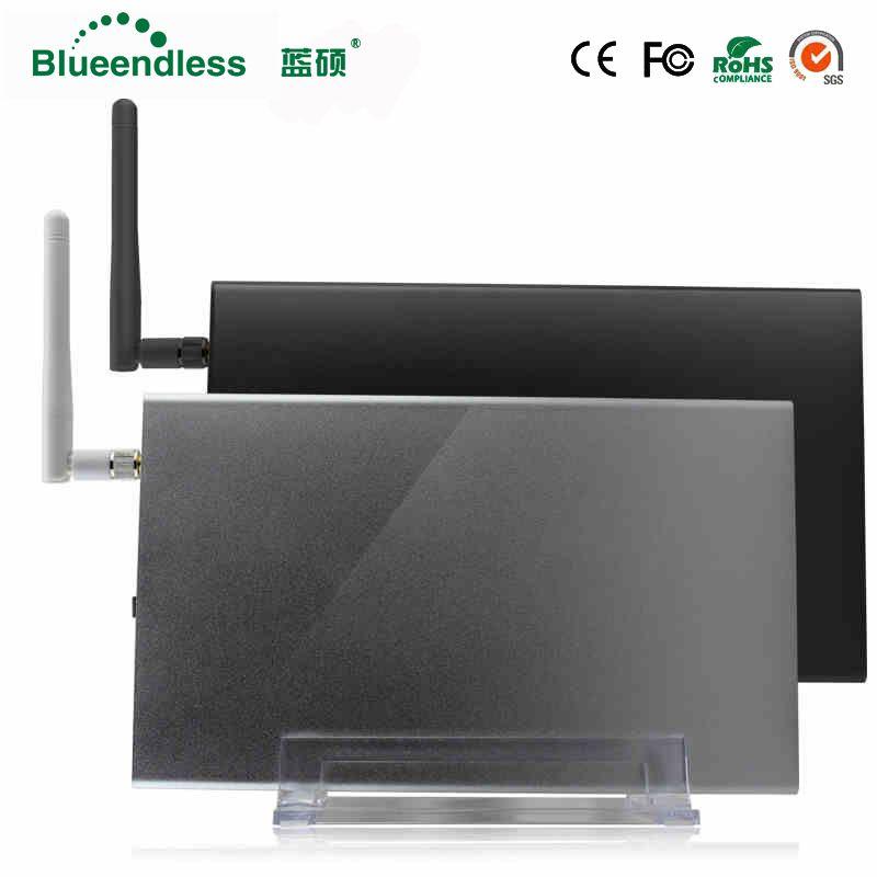 Nas Wifi Routeur Sans Fil Répéteur En Aluminium 3.5 HDD Disque Dur Boîtier wifi répéteur hdd Sata à USB 3.0 Disque Dur Externe 1 TB