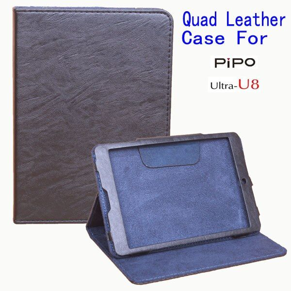 Original Protective Shell Case for PIPO U8 7.9 inch Leather Flip Tablet Case for PiPo U8 Case Pipo U8 Cover PC Perfect Quality