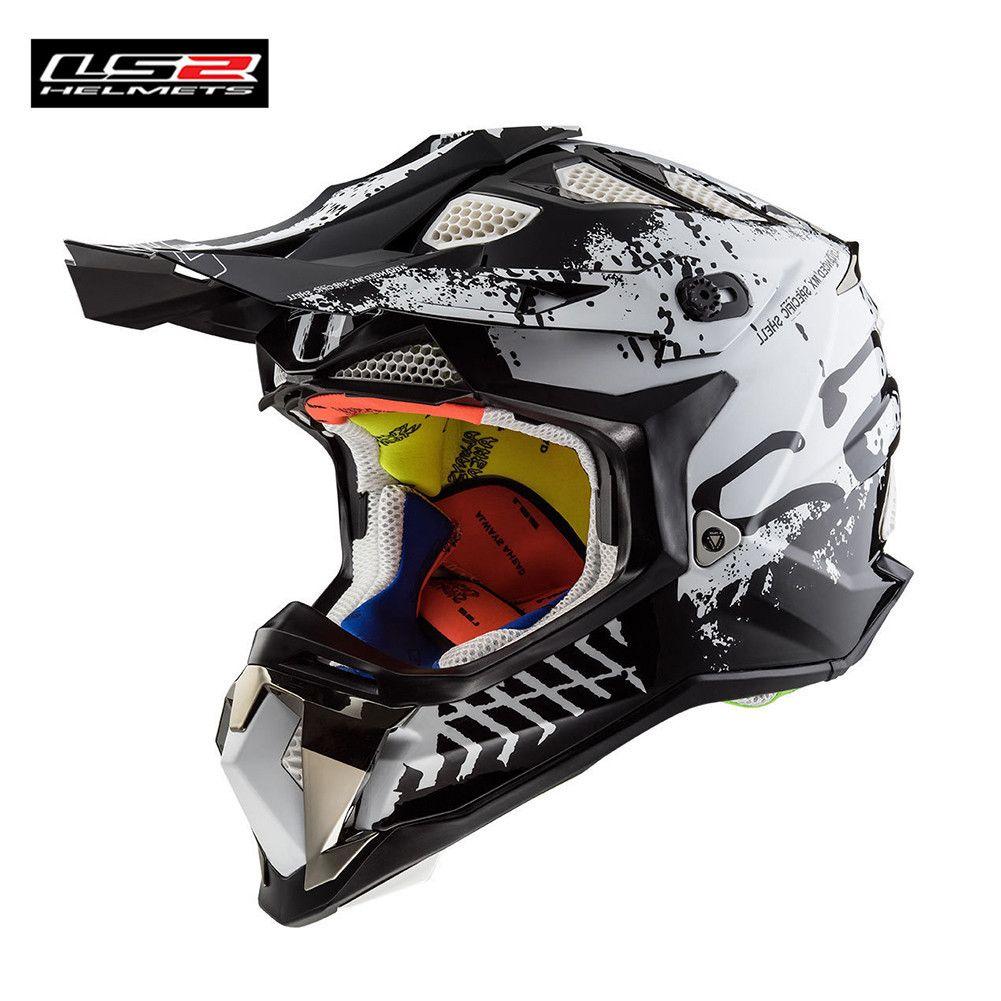 LS2 MX470 SUBVERTER Motocross Helm Dirt Bike MTB Mountainbike MX DH ATV Off Road Motorrad Helme